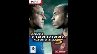 "Pro Evolution Soccer 5 Main Theme ""SPIRAL"" HQ"