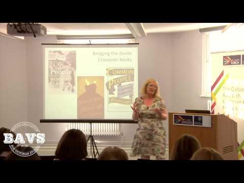 BAVS Talks 2015 - Helen Rogers, 'The Revival of History from Below in Victorian Studies'