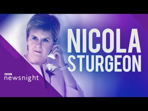Nicola Sturgeon: 'Brexit will damage Scotland' - BBC Newsnight