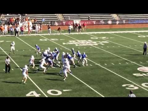 AISA Class 1A Championship Game: Marengo Academy vs Chambers Academy Highlights 11/18/16