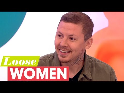 Professor Green On His Marriage, Upbringing And New Music | Loose Women