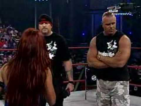 Christy Hemme on tough girls