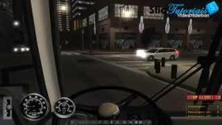 Gameplay City Bus Simulator 2010 [HD] [StickTutoriais]