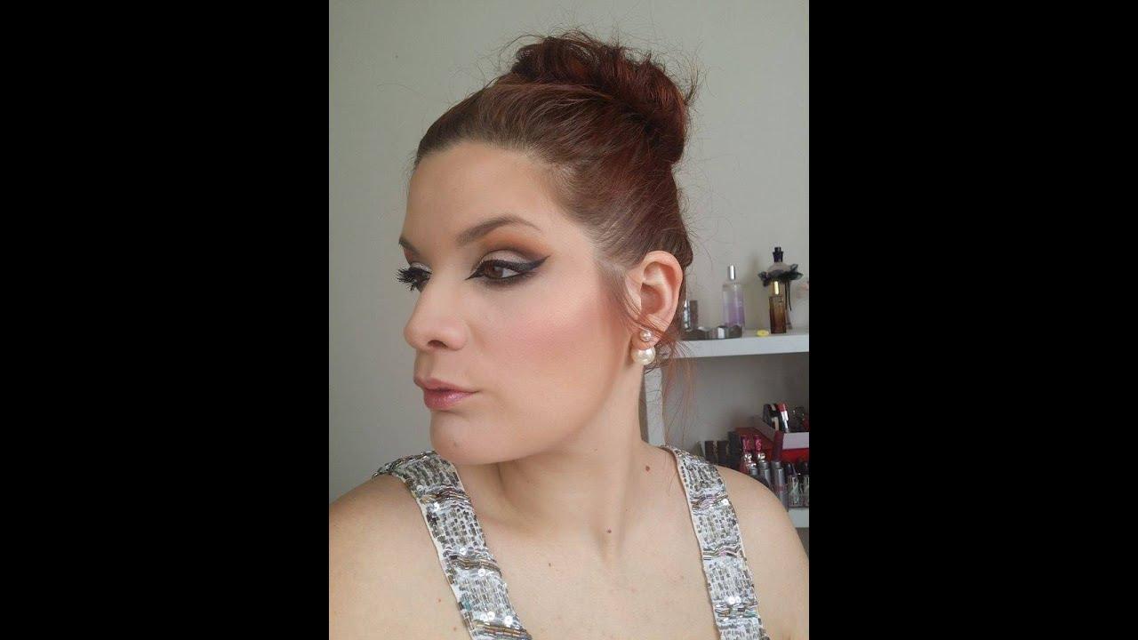 Top Tuto maquillage yeux n°25 ] maquillage pour un baptême/ mariage  DZ87