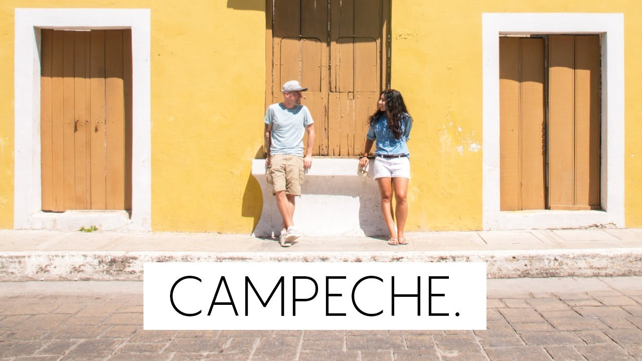 Download The Most Colourful City in Mexico: Campeche