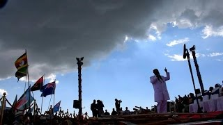 WHEN THE CLOUD OF GOD DESCENDED OVER HIS SERVANT IN NAKURU
