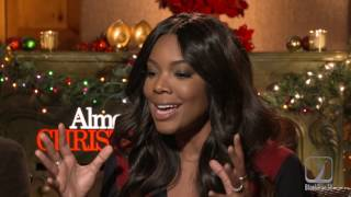 Gabrielle Union talks about giving it up on Prom Night | Almost Christmas
