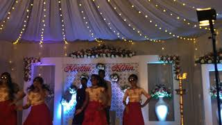 Best Wedding dance performance by cousins(Nijin+Neethu)