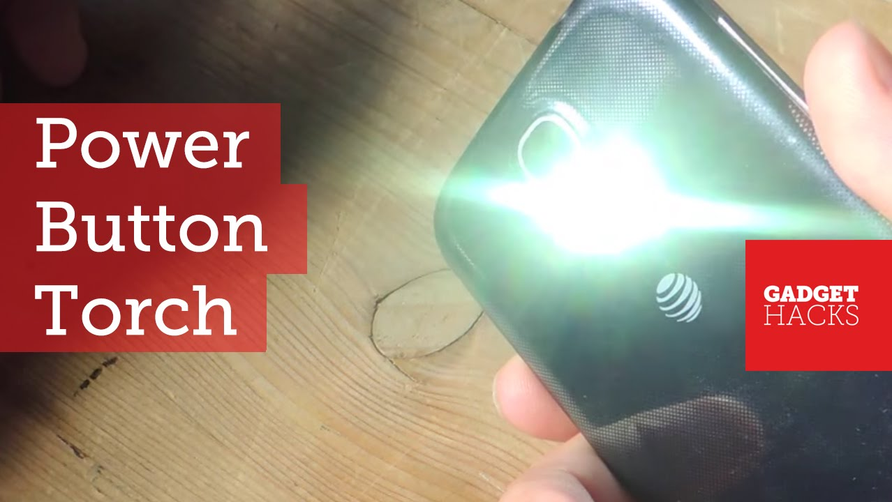 Turn Your Phone's Flashlight on Instantly with One of These