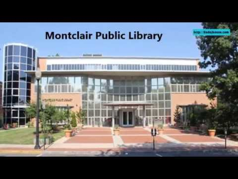 Montclair and Upper Montclair New Jersey Homes For Sale