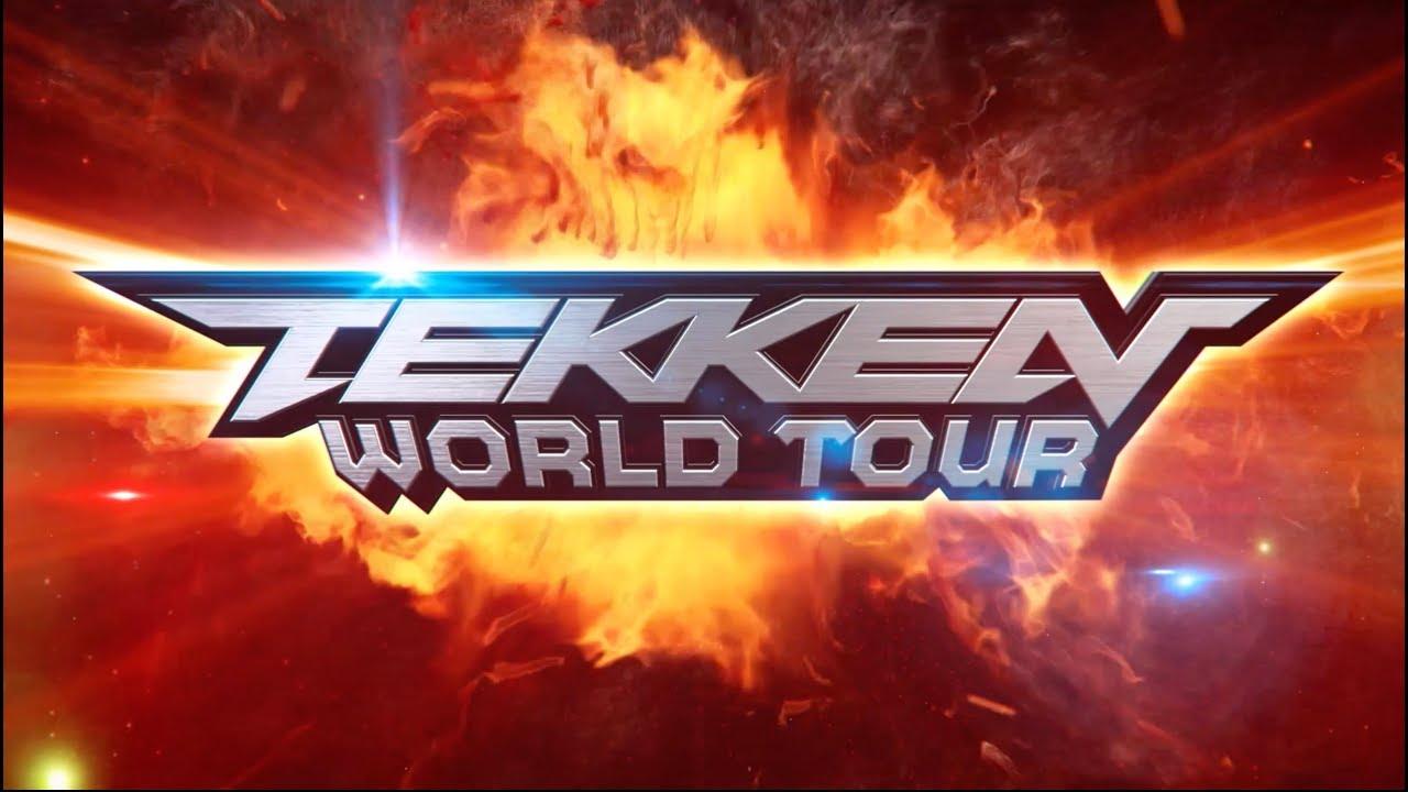 Tekken World Tour 2018 Announcement Trailer Youtube