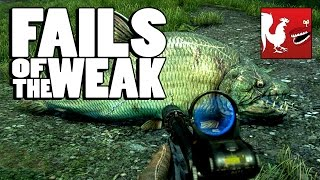 Batman Arkham Knight, Destiny, Evolve, and Far Cry - Fails of the Weak #250
