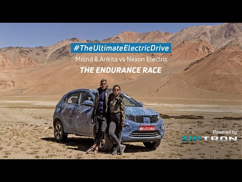 #TheUltimateElectricDrive Episode 4 – The Endurance Race