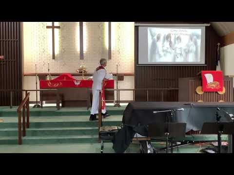 St. Matthew ... Port Angeles WA ... Sunday Service  Video ... 052321