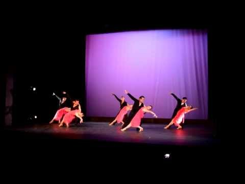 CCSF Latin Team Performance at CCSF Diego Rivera Theater