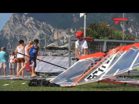 Italian championship 2013, BIC Techno 293 OD - Slalom cup