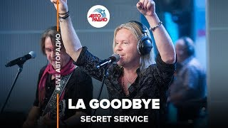 Secret Service LA Goodbye LIVE Авторадио