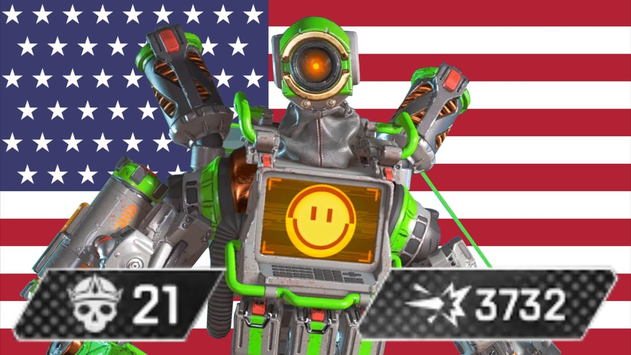 carrying americans in their own country in apex legends