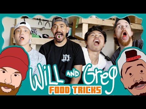 Thumbnail: Will & Greg Show: Food Tricks (Ep. 12)
