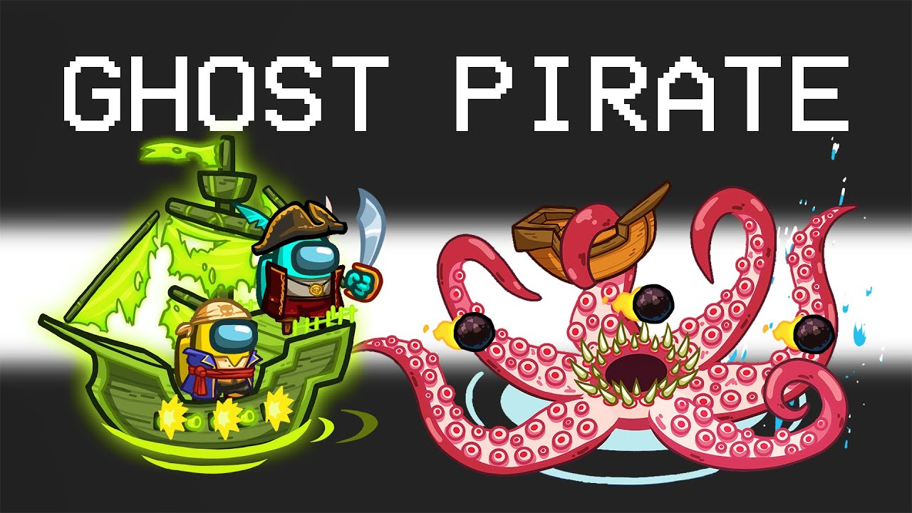 Download GHOST PIRATE IMPOSTOR ROLE in Among Us