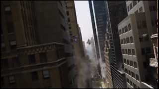 The Avengers with Dark Knight Rises climax music