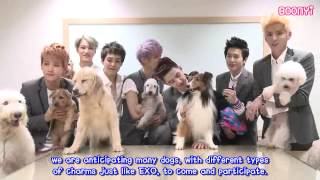 EXO - 130817 Super Dog Unreleased Video (eng subbed)