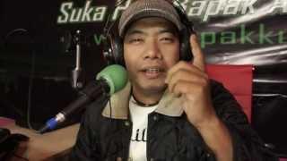 DJ Zazo - Live di Bapakku FM ( Segman Tora datang Lagi )