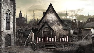 Resident Evil 4 - HD Project(HD retextured backgrounds) - Part 1