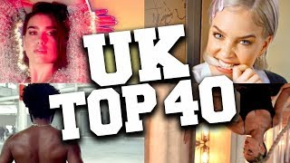 UK Top 40 Songs 2018 (May)