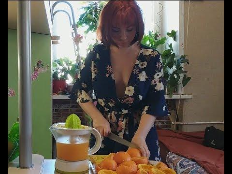 Соконедовыжималка или апельсиновый сок своими руками DIY / Orange Juice