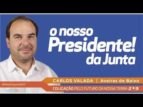 Candidatura à Junta de Freguesia de Aveiras de Baixo - Carlos Valada