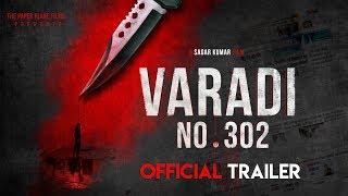 VARADI Official Trailer Kannada Vivek Simha Sagar Kumar