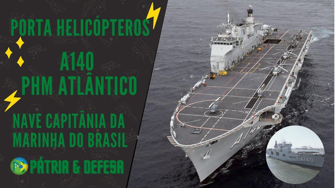 PHM  ATLÂNTICO - 2 ANOS LIDERANDO A ESQUADRA DA MARINHA DO BRASIL!