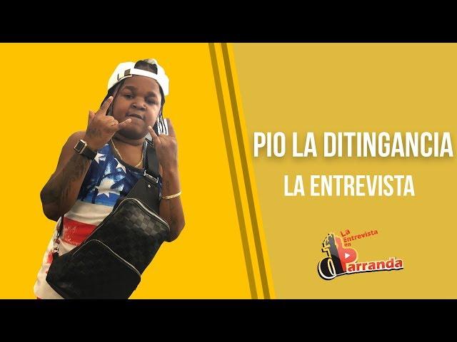Pio La Distingancia quiere ser un personaje PlayBoy en película