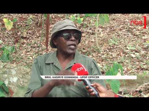 Brig Kasirye Gwanga Reacts to UPDF Reshuffle