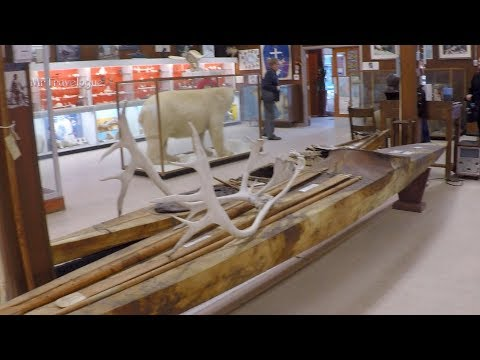 The Itsanitaq Museum, Churchill, Manitoba, Canada
