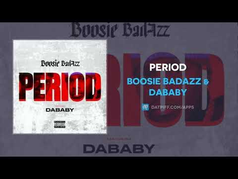 Boosie Badazz & DaBaby – Period (AUDIO)
