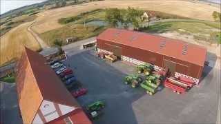 ADNAR Gospodarstwo Rolne w  SARNIE, obiekt magazynowo-suszarniczy