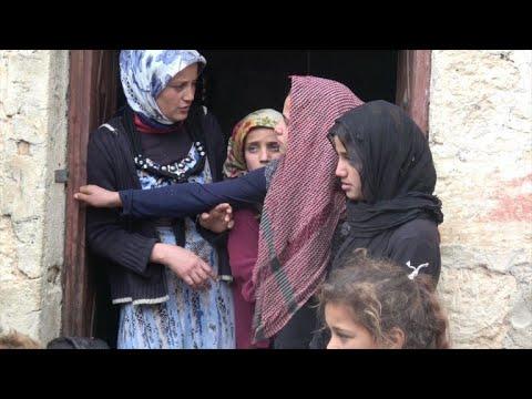 L'étau se resserre sur la ville syrienne d'Afrine