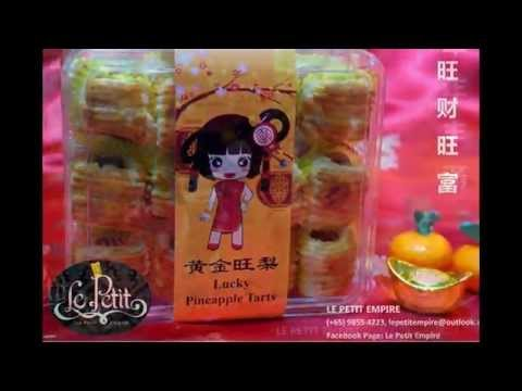 Le Petit Chinese New Year Gifts