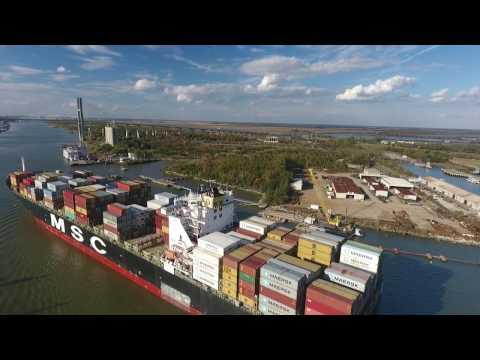 Georgia Ports Authority Commercial