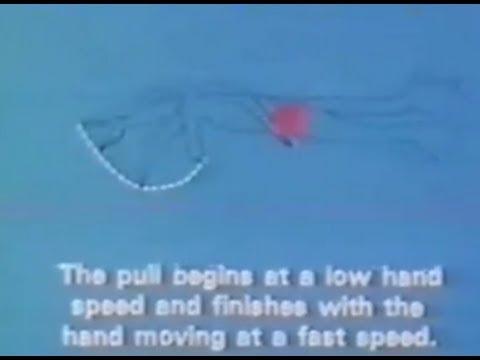 Counsilman's stroke analysis films
