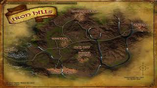 (LoTRO) Iron Hills Deed: Seeking Iron Veins Locations