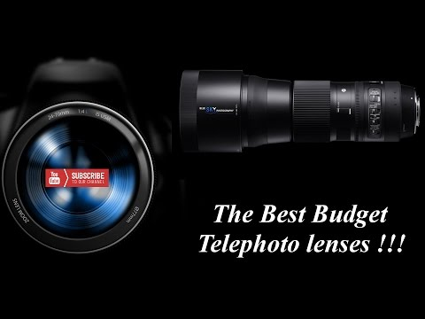 Best budget telephoto lens for sports or wild life photography or else best bang for your buck!!!