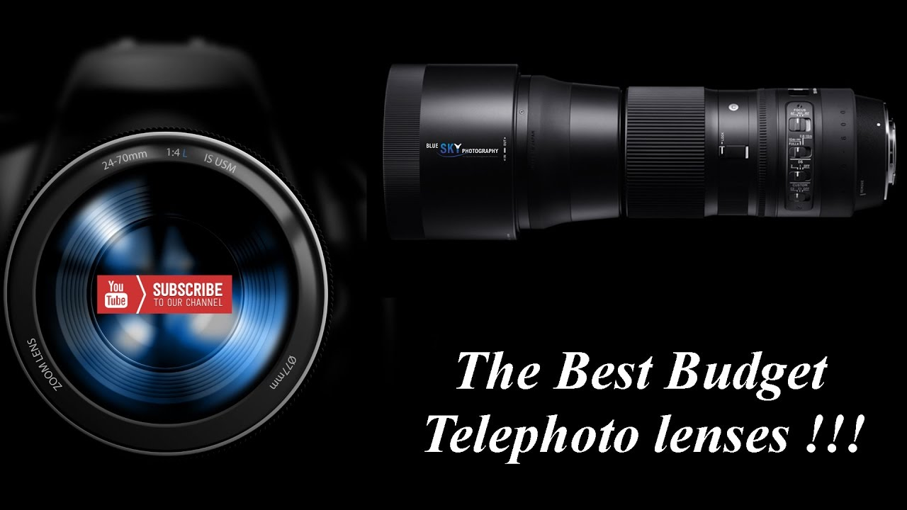 Best budget telephoto lens for sports or wild life ...