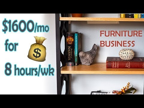 Make Money With a Furniture Business