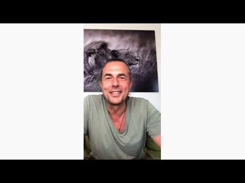 Live Talk mit Veit - Über Tipping Points, den Sinn des Lebens, Archetypen,...