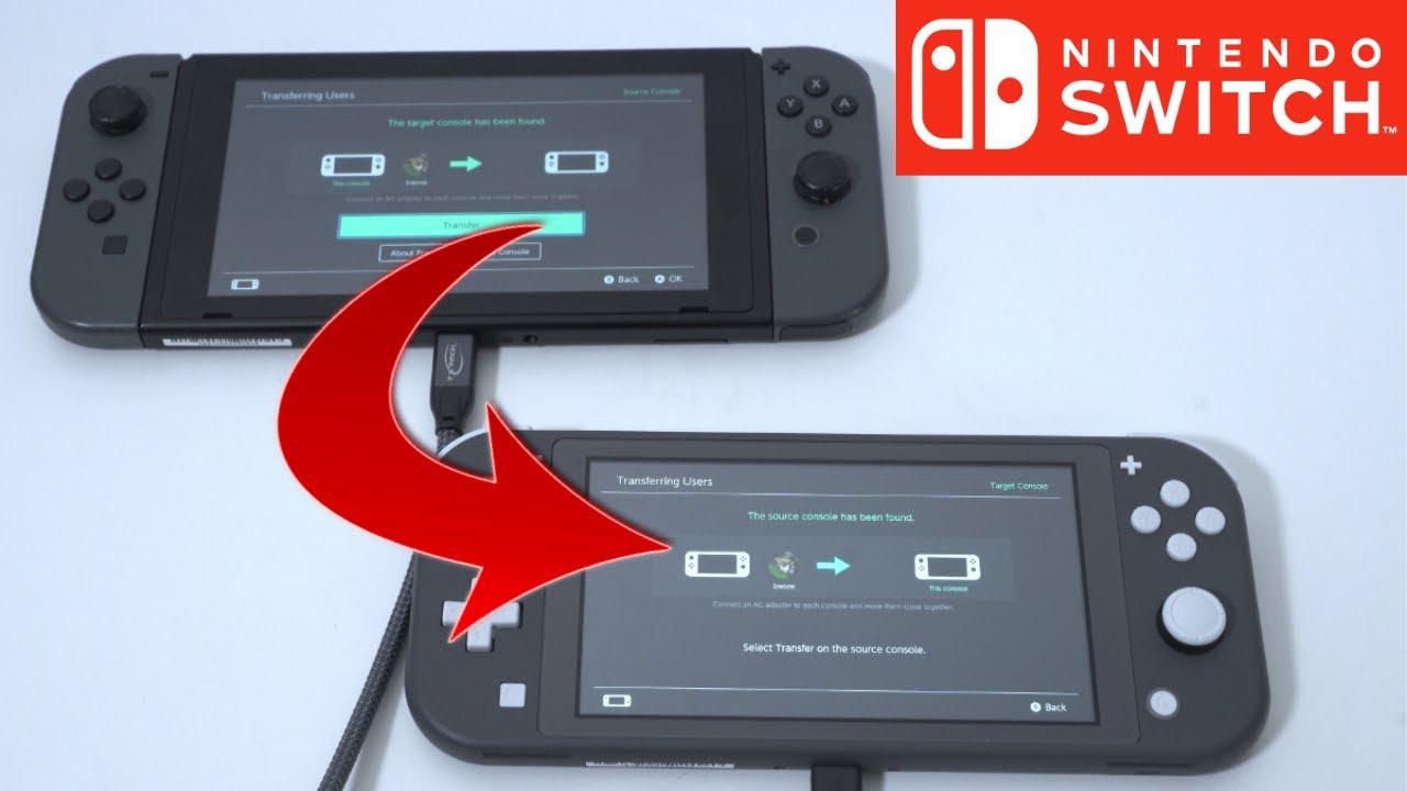 How To Transfer Data On The Nintendo Switch Not As Easy As It Should Be Youtube