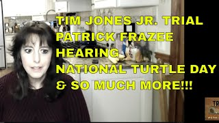 Tim Jones Jr. Trial & Patrick Frazee Case Live Chat with Mommy Ramblings