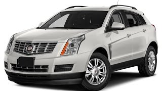 New luxury crossover Cadillac SRX 2016, 2017 - Review